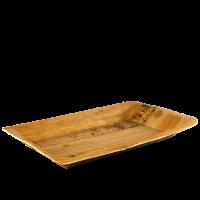 Schale aus Palmenblatt 16 x 24 cm