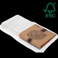 PQ-Snackbeutel FSC® Zertifiziert, 21,5 x 22,5 cm