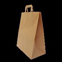 10 L Papiertragetasche mit Henkel