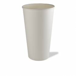 600 ml (20 oz.) Pappbecher