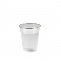 250 ml (8 oz.) PLA Trinkbecher