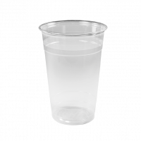 600 ml (20 oz.) PLA Glas