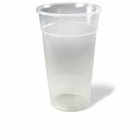 600 ml (20 oz.) PP Glas