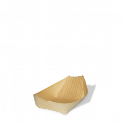 Holzboot 14 cm