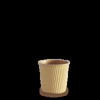 Geriffelte Espressotasse - 100 ml (4 oz)