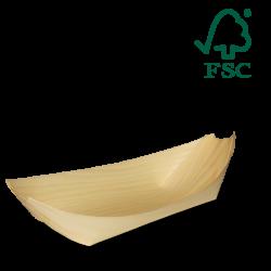 Holzboot 24 cm, FSC®-zertifiziert