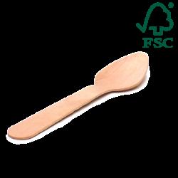 Teelöffel aus Holz, FSC Zertifiziert